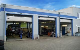 Autoservice Gaedicke Werkstattansicht